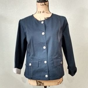 💎christopher&banks navy blazer **new- with tags**